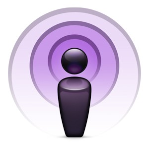 iTunes Postcast icon