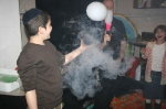 Chanukah Bubble Show 2011!