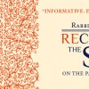 Prepare yourself for Rosh Hashanah with Rav Pinson's book on Teshuva