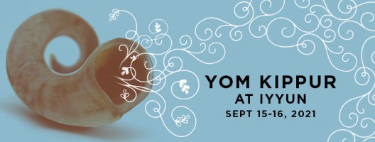Yom Kippur with the IYYUN community