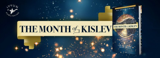 The Month of Kislev. New Book in Spiral of Time Series!