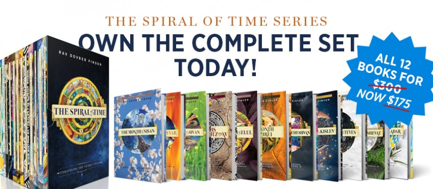 Spiral of Time Series is Available to Own!