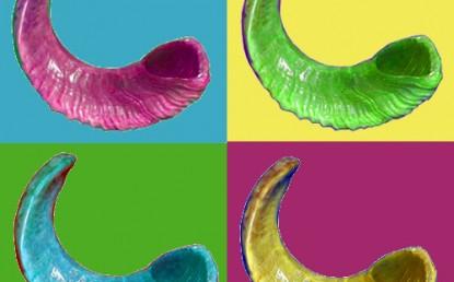 4 shofars