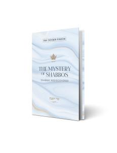 Myster of Shabbos Mockup